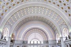 Washington DC Train Station stock image