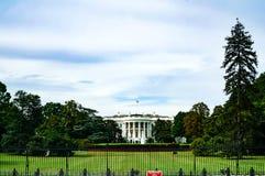 Washington, DC, U.S.A. 08 18 2018 Esterno della cupola del Campidoglio degli Stati Uniti dettagliatamente Fine in su giorno fotografie stock libere da diritti