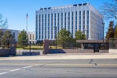 WASHINGTON DC, U.S.A. - 27 GENNAIO 2006: La costruzione del Emba Fotografia Stock
