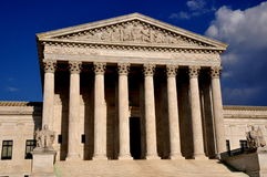 Washington, DC: U. S. Supreme Court Stock Photography