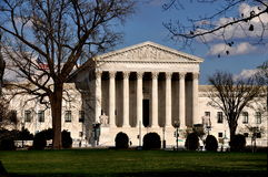 Washington, DC: U. S. Supreme Court Royalty Free Stock Image