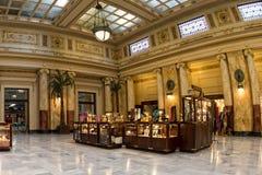Washington dc union station internal Royalty Free Stock Photo