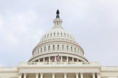 Washington DC, US Capitol building Stock Photo