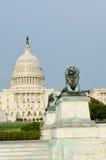 Washington DC - US Capitol building Stock Photography