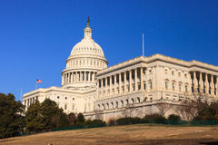 Washington, DC US Capitol Royalty Free Stock Photography