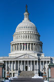 Washington, DC - US-Kapitol-Gebäude Stockfotos