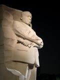 Washington DC, USA - April 11, 2017: Martin Luther King Jr minnesmärke Arkivfoton