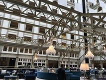 WASHINGTON DC USA - MAJ 16 2018 - stolpe - kontoret är nu trumf Inte Arkivbild
