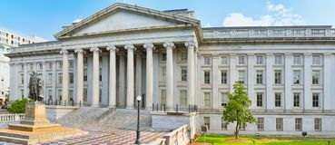 Washington, USA, US Treasury Department and Inspector General Of stock photos
