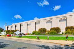 Washington, USA, Smithsonian National Museum of American History royalty free stock photos