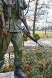 Washington DC, USA. Vietnam Veterans Memorial. Royalty Free Stock Photo