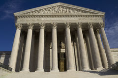Oberstes Gericht stockfotografie
