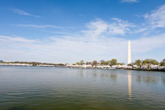 Washington DC Washington Monument Royalty Free Stock Photos