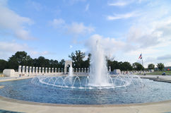 Washington DC, World War II Memorial Royalty Free Stock Photos