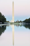 Washington DC, WWII Memorial, Capitol and Monument Stock Photo