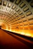 Washington DCuntergrundbahn Lizenzfreie Stockfotografie