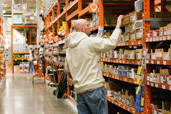 washington 1 de febrero de 2016 Home Depot almacena en Sonohomish, Washington Imágenes de archivo libres de regalías