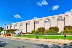 Washington, de V.S., Smithsonian Nationaal Museum van Amerikaanse Geschiedenis royalty-vrije stock foto's