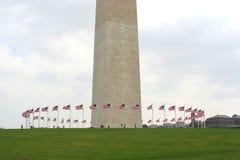 Washington-Denkmal Lizenzfreies Stockbild