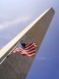 Washington-Denkmal. Lizenzfreies Stockfoto