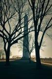 Washington-Denkmal in den Vereinigten Staaten Stockfoto