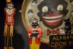 WASHINGTON DISTRICT OF COLUMBIA - APRIL 14: Smithsonian nationellt museum av afrikansk amerikanhistoria på April 14, 2017 Royaltyfri Bild