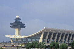 Washington Dulles International Airport, Washington, C.C Photographie stock libre de droits