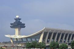 Washington Dulles International Airport, Washington, C.C. fotografia de stock royalty free