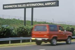 Washington Dulles International Airport, Washington, DC Stock Images
