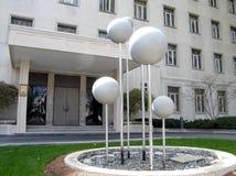 Washington Embassy of South Korea 2010 Royalty Free Stock Photography