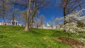 Washington en Lee University Royalty-vrije Stock Foto's