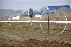 Washington Farm Acreage Foto de archivo libre de regalías