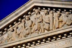 Washington, gelijkstroom: Hooggerechtshof van de Verenigde Staten Royalty-vrije Stock Foto