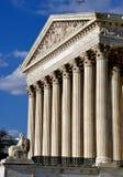 Washington, gelijkstroom: Hooggerechtshof van de Verenigde Staten Stock Afbeelding