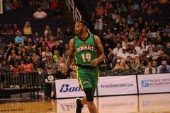 Washington Generals Basketball fotografia stock