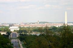 Washington, Gleichstrom Stockfoto