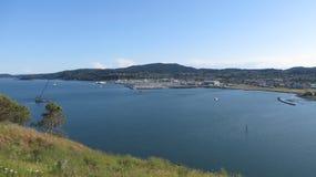Washington-Hafen Lizenzfreies Stockfoto
