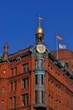 Washington-historisches Gebäude Stockfoto