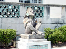 Washington la statue 2010 de Xochipilli photos stock