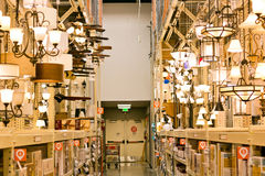 washington Luty 1st 2016 Home Depot przechuje w Sonohomish, Waszyngton Obrazy Stock