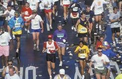 Washington marathon Royalty Free Stock Photography