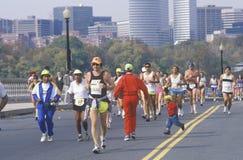 Washington marathon Stock Images