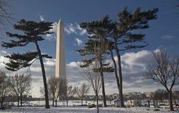 Washington Memorial Royalty Free Stock Photo