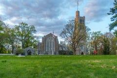 Washington Memorial Chapel immagini stock libere da diritti