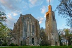 Washington Memorial Chapel fotos de archivo
