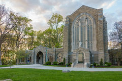 Washington Memorial Chapel. Near Valley Forge royalty free stock image