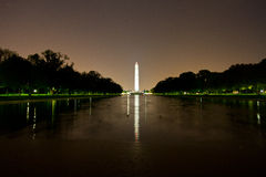Washington Memorial in Washington DC Royalty Free Stock Photography