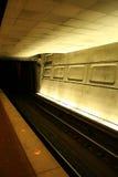 Washington Metro station Stock Photography