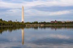Washington Momument in Washington DC, de V.S. Royalty-vrije Stock Foto