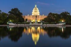 Washington Momument in Washington DC, USA Royalty Free Stock Photography